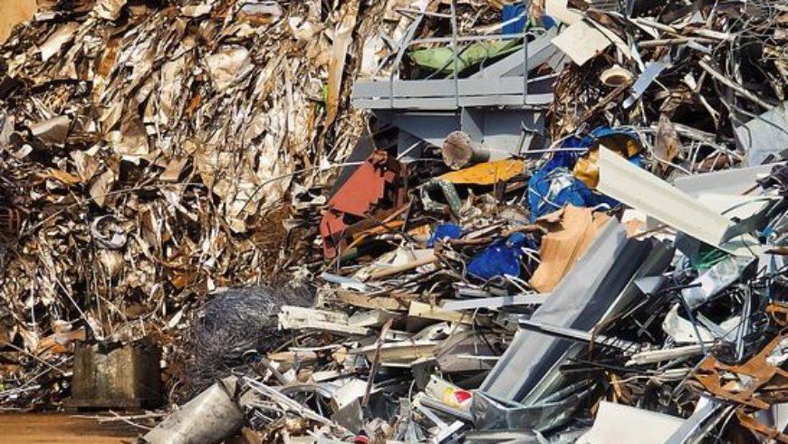 Volume de Lixo Recolhido e Destinado em São Caetano do Sul