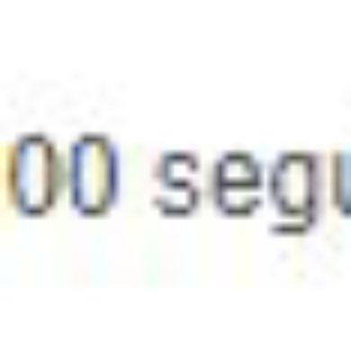 Mais Um Número: 500 Seguidores no Facebook