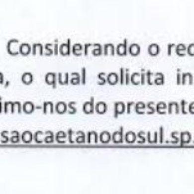 Quarta Resposta: Contrato ENSIN da PMSCS Disponível no Site (Só Falta Achá-lo)